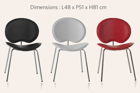 chaise de cuisine confortable - Chaise De Cuisine Confortable