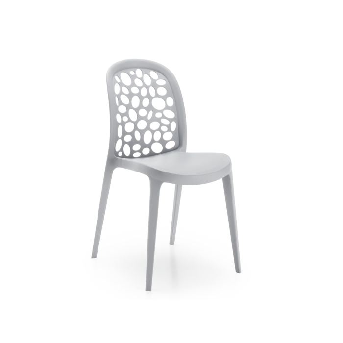 Chaise de cuisine plastique for Chaise de cuisine design