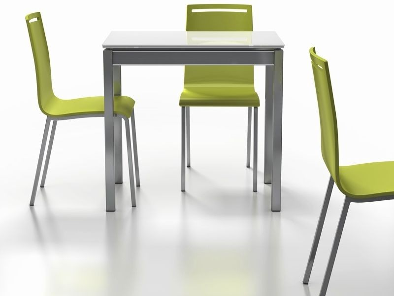 chaise de cuisine verte. Black Bedroom Furniture Sets. Home Design Ideas