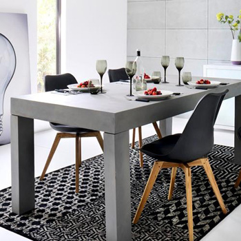 table salle a manger fly table de lit. Black Bedroom Furniture Sets. Home Design Ideas