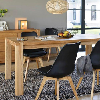 Table et chaise de cuisine fly for Chaise salle a manger fly
