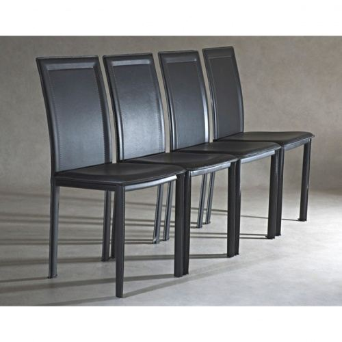 Chaises salle a manger metal for Chaise salle a manger metal