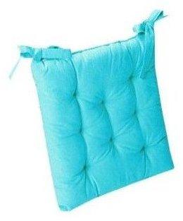 Comparatif Galette De Chaise Bleu Turquoise