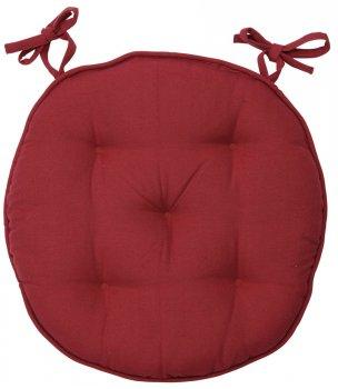galette de chaise ovale