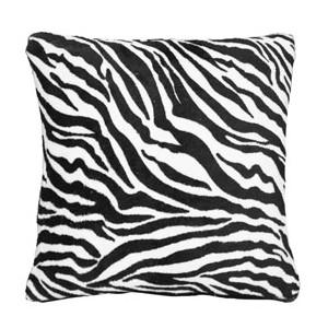 galette de chaise zebre en ligne