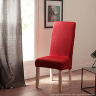 Photo housse de chaise elastique - Housse de chaise elastique ...