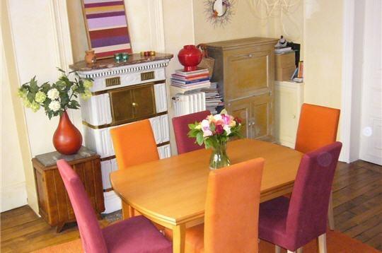 Mod le housse de chaise salle a manger - Housse pour chaises salle manger ...