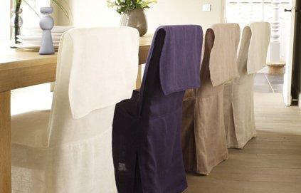 Housse de chaise : Un renouveau dans votre dco