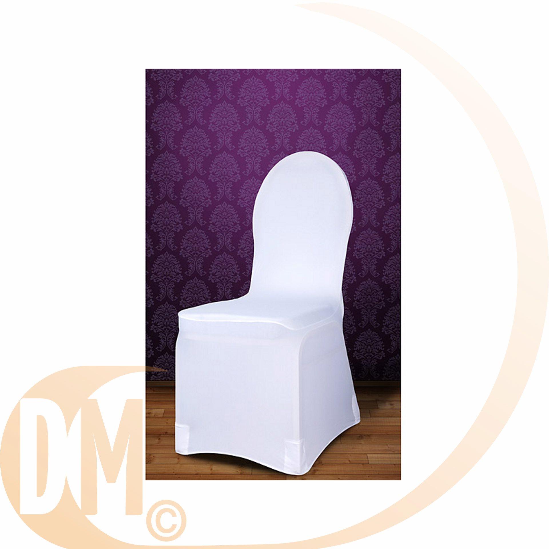 Photo housse de chaise tissu mariage for Housse de chaise tissu