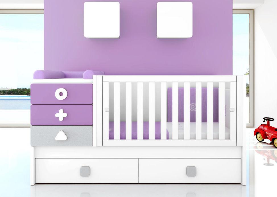 lit bebe evolutif. Black Bedroom Furniture Sets. Home Design Ideas