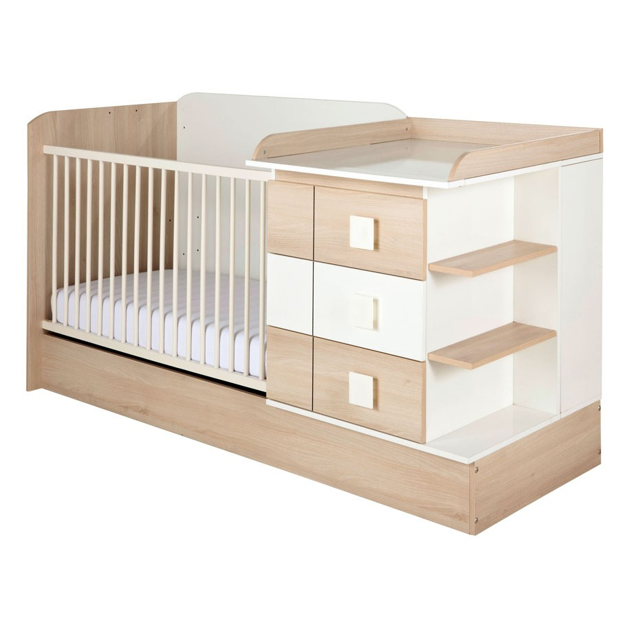 organisation lit bebe evolutif yanis bebe9. Black Bedroom Furniture Sets. Home Design Ideas