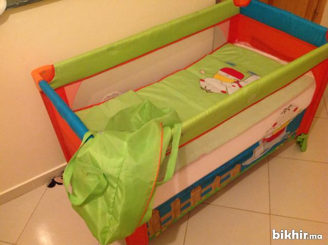 Chambre Bebe Maroc : Lit bebe kitea
