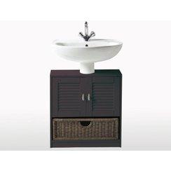 meuble sous lavabo avec pied accessoire cuisine inox. Black Bedroom Furniture Sets. Home Design Ideas