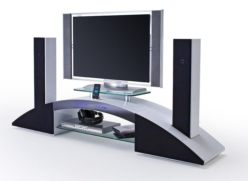 meuble bas tv home cinema. Black Bedroom Furniture Sets. Home Design Ideas