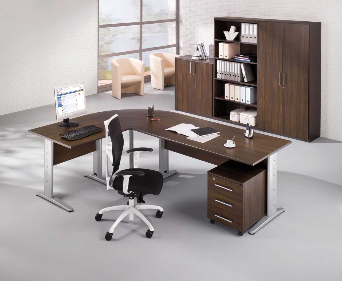 Photo meuble de bureau fly for Bureau fly