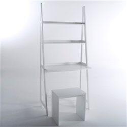 meuble de bureau refermable. Black Bedroom Furniture Sets. Home Design Ideas