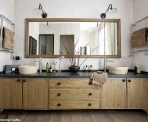 meuble de cuisine zen