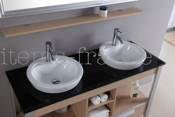 Meuble Vasque Sur Pied Salle De Bain - onestopcolorado.com -
