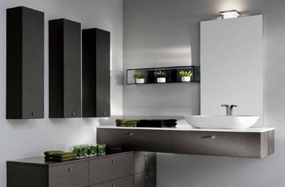 Id e meuble salle de bain haut de gamme italien for Meuble contemporain italien haut de gamme