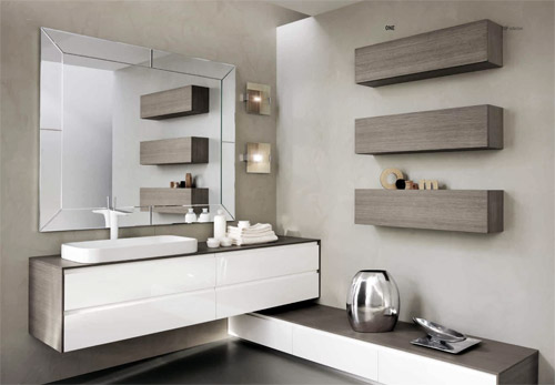 visuel meuble salle de bain haut de gamme italien. Black Bedroom Furniture Sets. Home Design Ideas