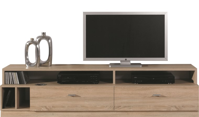 Meuble de tele bas - Meuble bas design salon ...