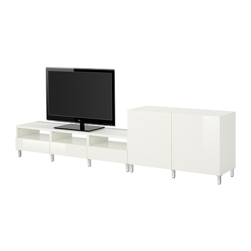 Meuble tv bas et long ikea - Meuble long et bas ...