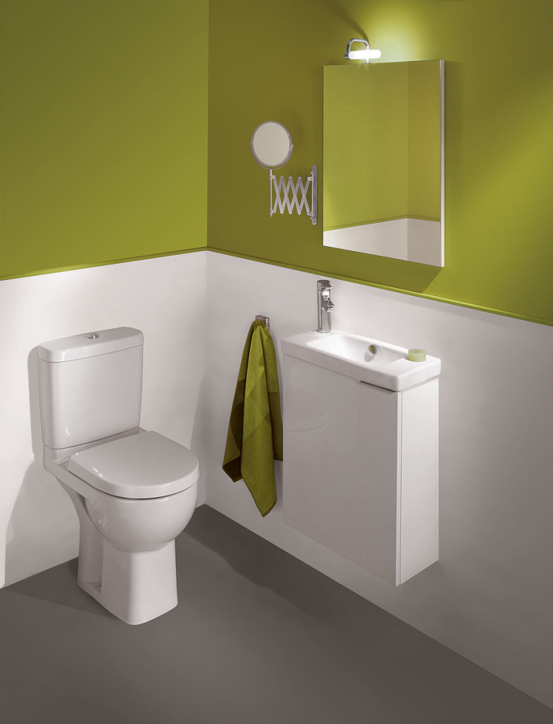 Wc angle leroy merlin for Meuble vasque leroy merlin