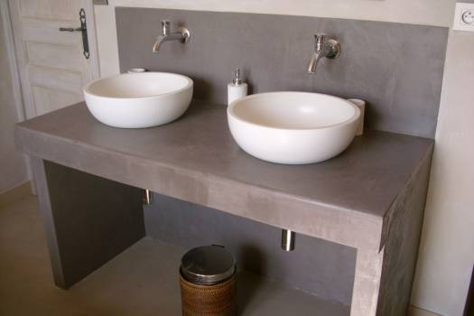 meuble vasque wedi