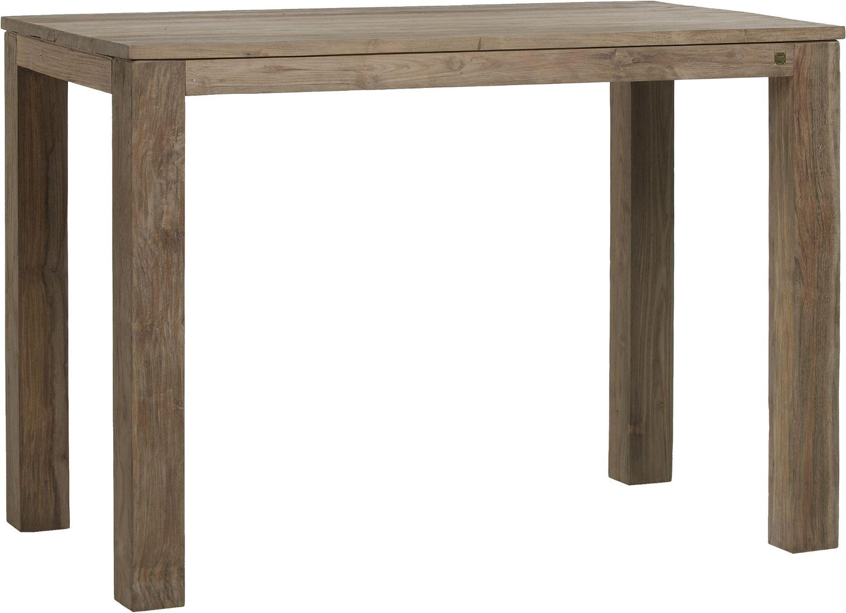 table haute bois. latest table haute bois bio metal with table haute