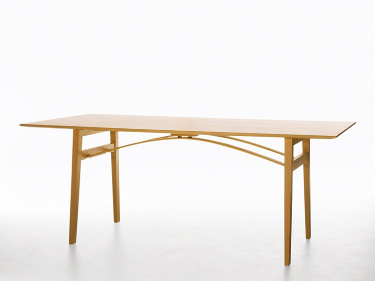 Table a manger pliante design meuble de salon contemporain for Table de salon pliable