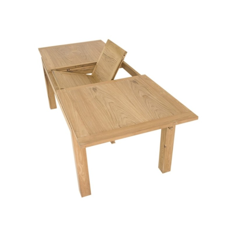 Visuel table a manger rallonge for Table a manger rallonge papillon