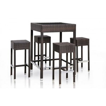 table bar de jardin pas cher. Black Bedroom Furniture Sets. Home Design Ideas