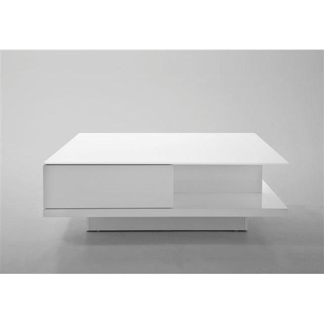 Table basse avec frigo for Table basse scandinave avec tiroir