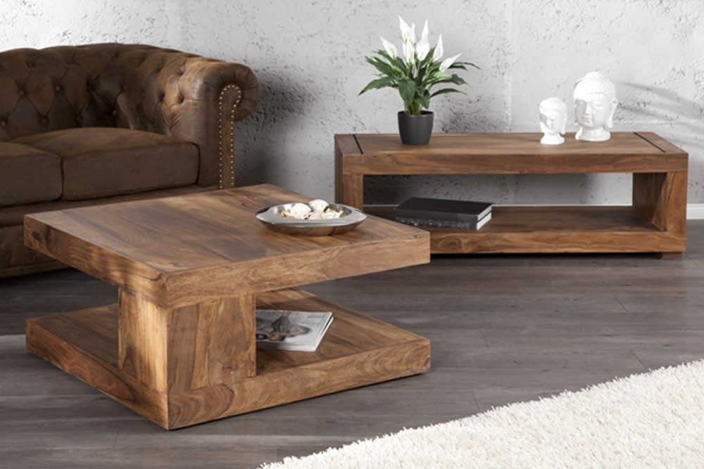 Table Basse Bois Massif images -> Table Tv En Bois