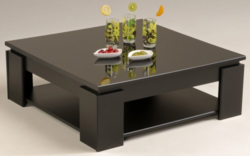 Table basse pour salon - Table de salon plexiglass ...