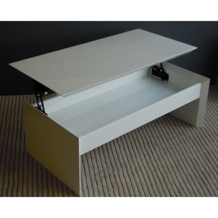 Photo table basse qui se releve - Table qui se releve ...
