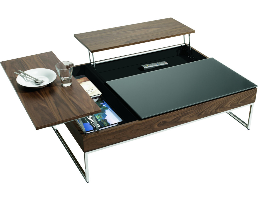 table basse qui s 39 ouvre. Black Bedroom Furniture Sets. Home Design Ideas