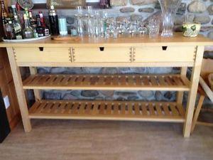 table console a vendre quebec. Black Bedroom Furniture Sets. Home Design Ideas