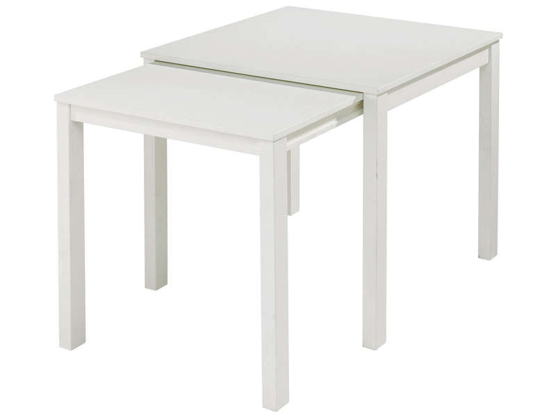 Table console pliante conforama for Petite table de cuisine conforama