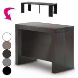 table console rallonge integree. Black Bedroom Furniture Sets. Home Design Ideas