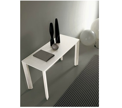 petite table console extensible