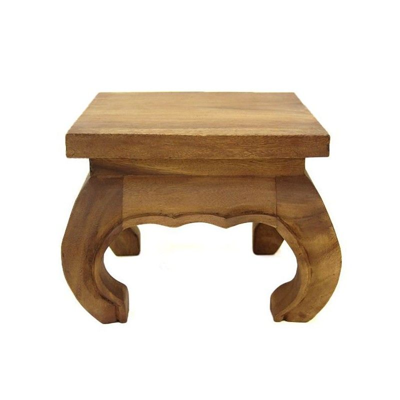 Table de chevet opium for Idee table de chevet