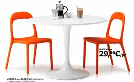 Table et chaise de cuisine ikea en ligne for Table et chaise cuisine ikea