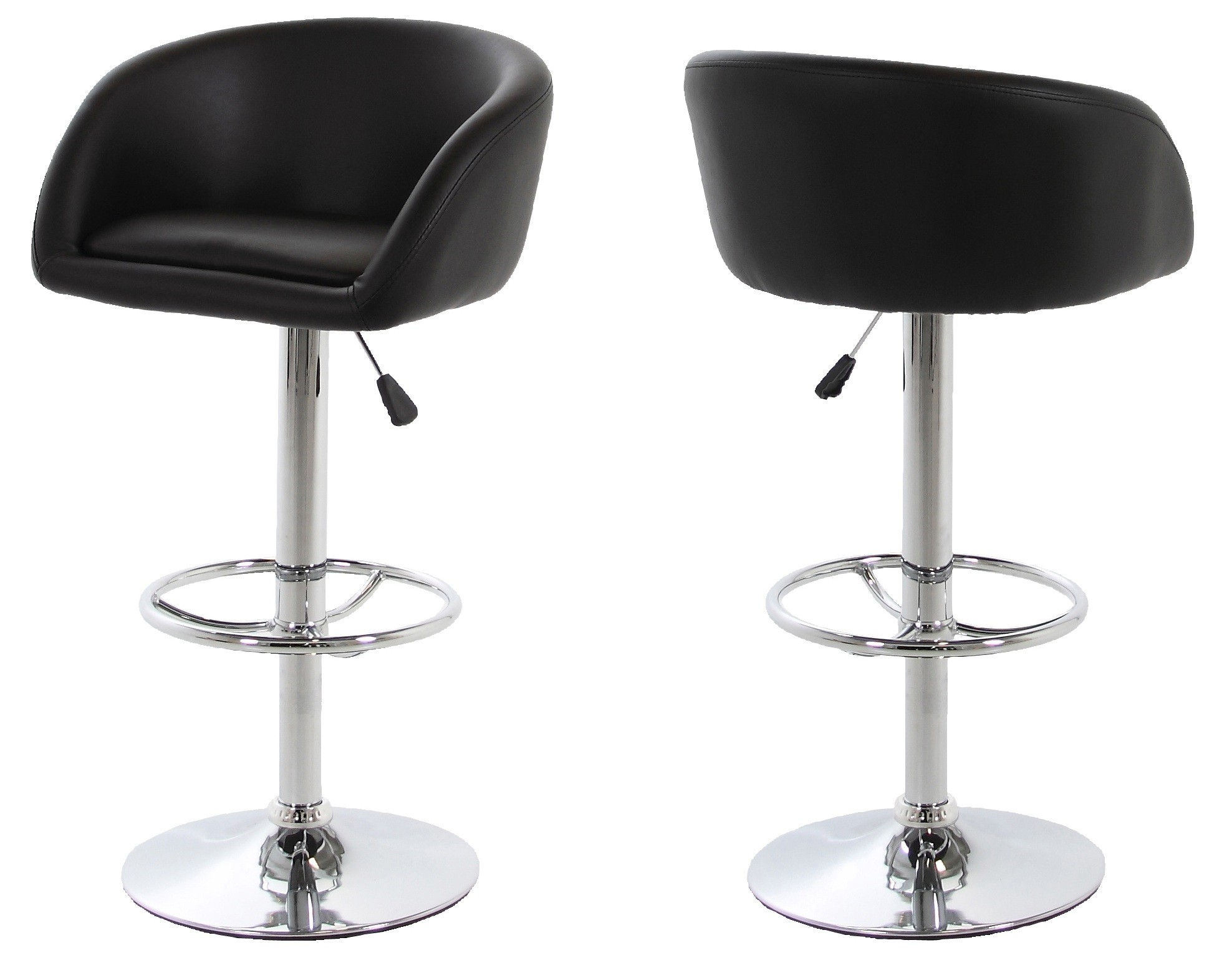 Photo tabouret de bar luxe - Tabouret de bar noir pas cher ...