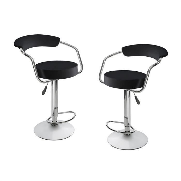 free soldes chloe decoration tabourets de bar jill gris par lot de pas cher with lot tabouret de. Black Bedroom Furniture Sets. Home Design Ideas