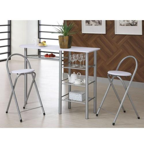 Photo tabouret de table haute - Table de bar cuisine ...