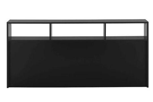Photo tete de lit avec rangement for Meuble tete de lit avec rangement
