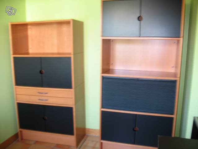 armoire de bureau chez ikea. Black Bedroom Furniture Sets. Home Design Ideas