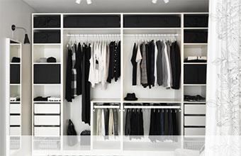 armoire de chambre chez ikea. Black Bedroom Furniture Sets. Home Design Ideas
