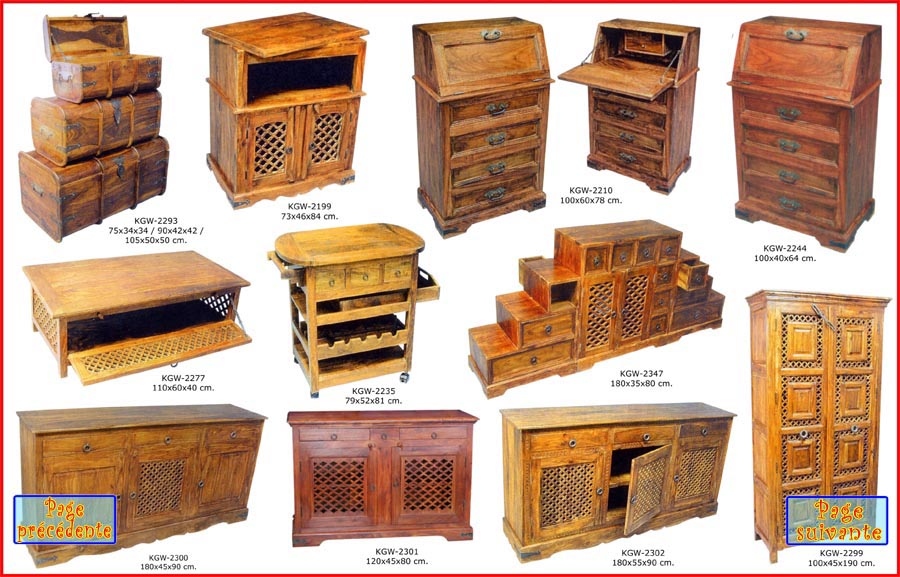 armoire de bureau en bois massif. Black Bedroom Furniture Sets. Home Design Ideas